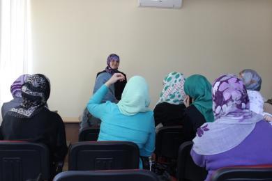 Центр развития женщин «Марьям» предлагает возможности для духовного, культурного и физического развития