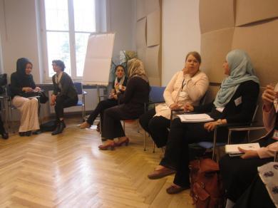 منظمة الأمن والتعاون الاوربي تسعى للحد من العنف والتعصب ضد المرأة المسلمة