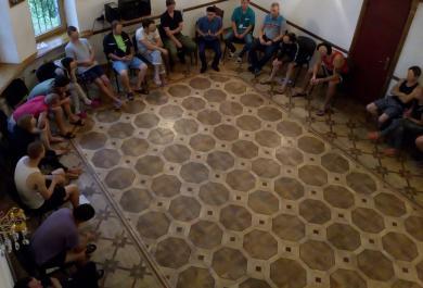 Днепровский имам будет помогать в реабилитации алко- и наркозависимых