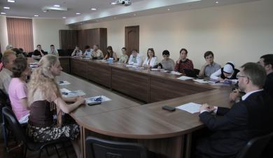 Развитие исламских сообществ Украины и других стран Европы: первые дни IV Школы Исламоведения