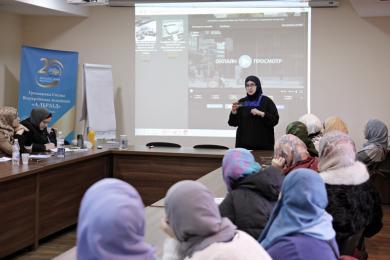Навчи учителя: семінар для підвищення рівня викладання у дитячих клубах при центрах Асоціації «Альраід»