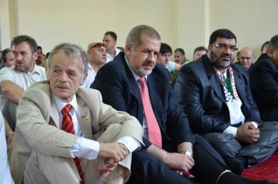 Не потерявшие Родину: Джемилев и Чубаров в ИКЦ Киева