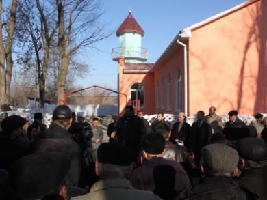 Плодотворное сотрудничество ВАОО «Альраид» и ДУМК: крымчанам подарили еще одну мечеть