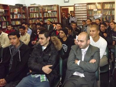المنار تحتفل بالطلاب العرب والمسلمين الجدد في مدينة خاركيف
