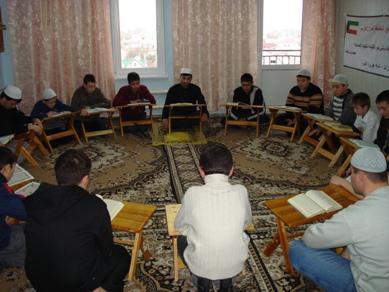 Скорбим о смерти нашего брата Аля аль-Мухтасиба, преподавателя в школе Хафизов в Крыму