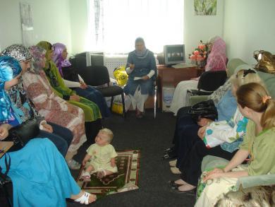 5 июня в Харькове прошел первый семейный семинар под девизом «Гордость быть мусульманином», организованный Женским клубом ИКЦ «Аль-Манар»