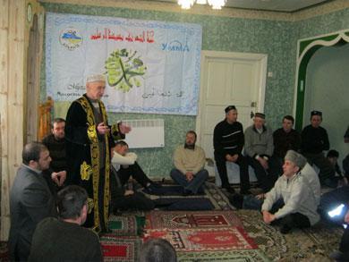 Итоги просветителького каравана «Мухаммад – милость для миров» на Донбассе