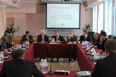 В Симферополе прошел круглый стол на тему «арабской весны» с участием научных и общественных деятелей