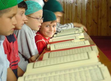 """Круглый стол в Симферополе """"Коранические откровения глазами школьников"""""""