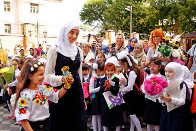 Общее среднее образование и духовное воспитание детей