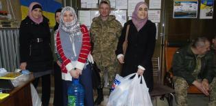 «Арабобандеровки» Харькова спешат на помощь воинам АТО