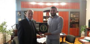 Muslims of Vinnitsa wereawarded for helping children
