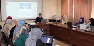 Composition and Visual Design for Muslim Women: Both Participants and Teachers Learned Something New