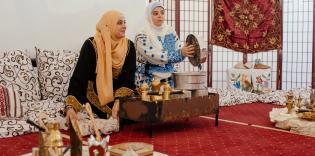 Казки — окремо, реальність — окремо: кількасот киянок відвідали  влаштований арабками День арабської культури