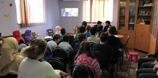 Запорожские слушатели школы арабского языка начали новый учебный год
