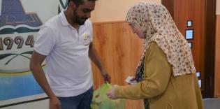 215 семей харьковских мусульман получили продуктовые наборы в начале Рамадана