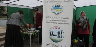 Мусульмане Запорожья помогли собрать средства для детей с муковисцидозом
