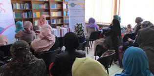 Вибір пари, тактика виховання дітей та суспільне служіння: семінари для жінок у Львові та Одесі