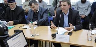 """«Полностью поддерживаем """"Социальную концепцию мусульман Украины"""" и приложим максимум усилий для ее реализации» — Сейран Арифов"""