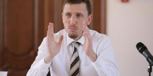 """أ. سيران عريفوف - رئيس اتحاد المنظمات الاجتماعية """"الرائد"""" في أوكرانيا"""