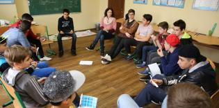 Всеукраїнський підлітковий табір для юних мусульман