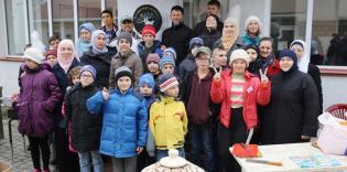 Активисты «Альраида» в очередной раз посетили сирот в интернатных учреждениях
