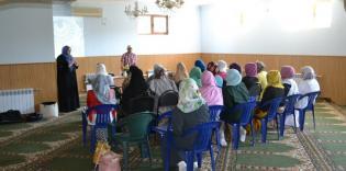 К Рамадану готовы: семинар для запорожских мусульманок