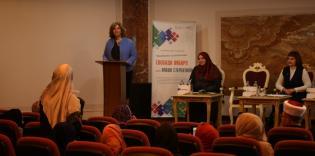 Украинские мусульманки созвали и провели правозащитную конференцию