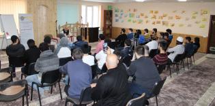 Духовні студії в ІКЦ Львова: вірні міркували про себе та свої взаємини з суспільством