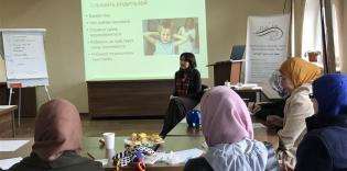 «Намалюйте свої взаємини з дітьми»: семінар-тренінг для батьків
