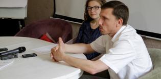 """Vaccination against prejudices"" for the future of Ukrainian journalism"