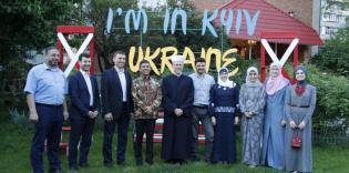 Ифтар в резиденции посла Индонезии: наши страны объединяет высокий уровень толерантности