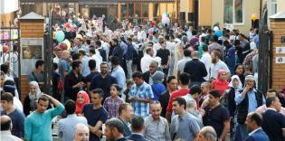 Eid Al-Adha: Muslims share meat, treatsand good mood