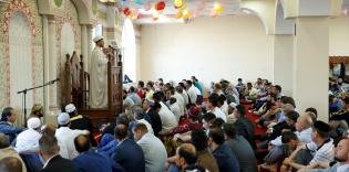 "The Islamic centers of ""Alraid"" celebrate Eid al-Fitr"