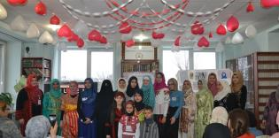 Побути принцесою зі східної казки: День хіджабу в ІКЦ Харкова