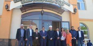Indonesian Ambassador and Vice-Speaker of the Parliament Attend Kyiv ICC