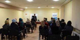 «Самі дізналися, зібралися, домовилися про візит — і прийшли»: студенти-історики в дніпровському ІКЦ