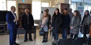 Студенти ХНУ ім. В. Каразіна в гостях в ІКЦ «Аль-Манар»