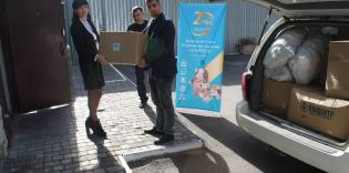 Alraid Association responded to the State Migration Service request for help