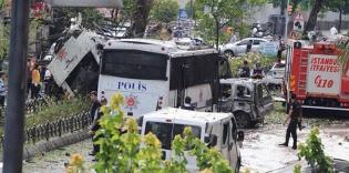 Искренне соболезнуем жертвам теракта в Турции!