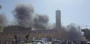 Терористи не мають заборон: цинічний напад на мечеть в Афганістані