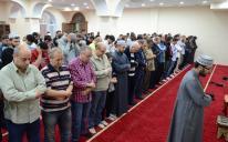 Іфтар на свіжому повітрі:  перші три дні Рамадану в Київському ІКЦ