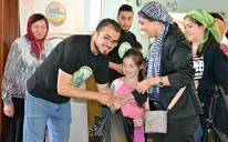 Іфтар-пакети для нужденних
