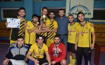Футзальная команда винницких мусульман готовится показать более высокий резултат в следующем сезоне