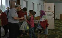 Продукты для малоимущих мусульман Харькова