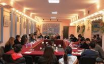 تجديد انتخاب مسلم درويشوف رئيسا لجمعية الأمل الشبابية في القرم