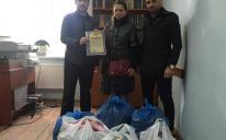 Альтруизм по-сумски: местные мусульмане собирают одежду для вынужденных переселенцевАльтруїзм по-сумськи: місцеві мусульмани збирають одяг для вимушених переселенців