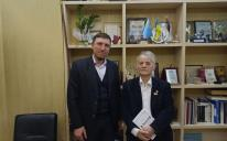 """We aim to consolidate Ukrainian Muslims"" - Seyran Aryfov meets with Mustafa Dzhemilev"