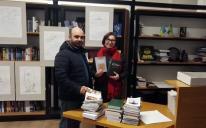 Ісламський культурний центр Одеси передав обласній бібліотеці 30 книг