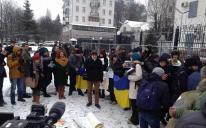 Підтримайте мирний протест під посольством РФ проти вбивства мирних жителів Сирії!